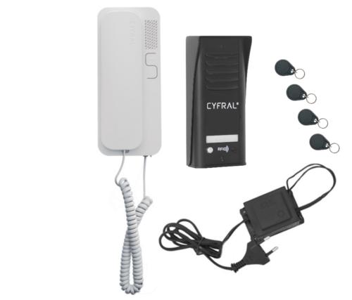 Zestaw domofonowy COSMO R 1